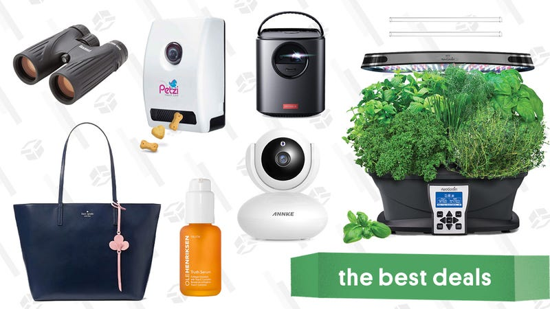 Illustratie voor artikel getiteld Friday's Best Deals: Kate Spade, HyperX, Smart Scale en meer