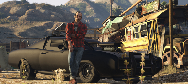 Small Things GTA IV Does Better Than GTA V - Guy takes pictures showing just realistic grand theft auto v looks