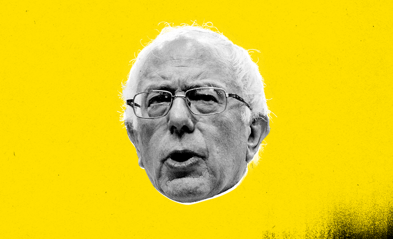 Illustration for article titled Bernie Sanders Can't Save Black People