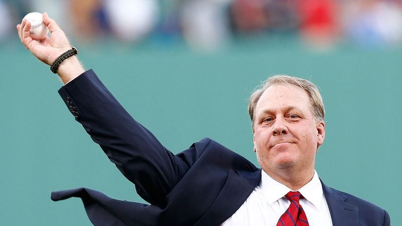 Curt Schilling in 2012 (Photo: Getty Images)