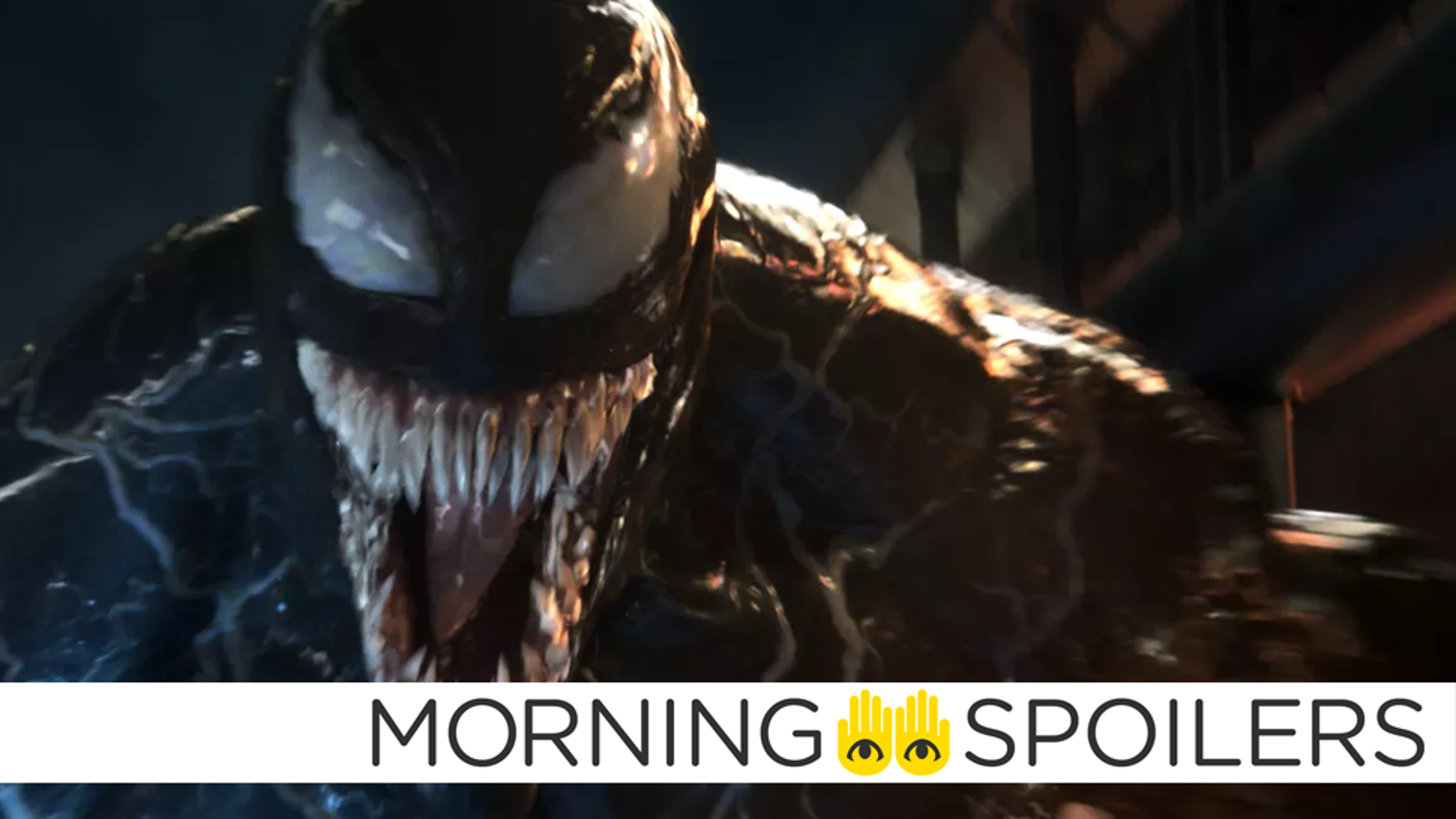 Tom Hardy Stokes More Venom Director Rumors