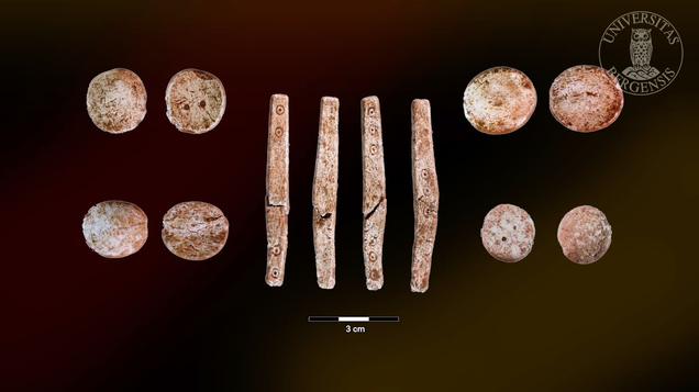 Ancient Roman Board Game Found in Norwegian Burial Mound
