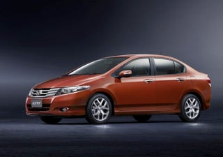 Illustration for article titled Honda City Not Coming Here, Officially Launched In Thailand