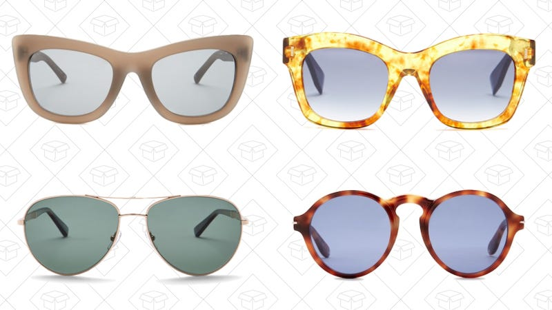 66e823d64e Nordstrom Rack Has Almost 400 Pairs of Designer Sunglasses on Sale