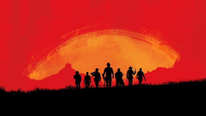 Illustration for article titled Speculation: Red Dead 3 Could Potentially be Inspired by The Magnificent Seven