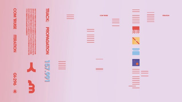 Track: Propagation | Artist: Com Truise | Album: Iteration