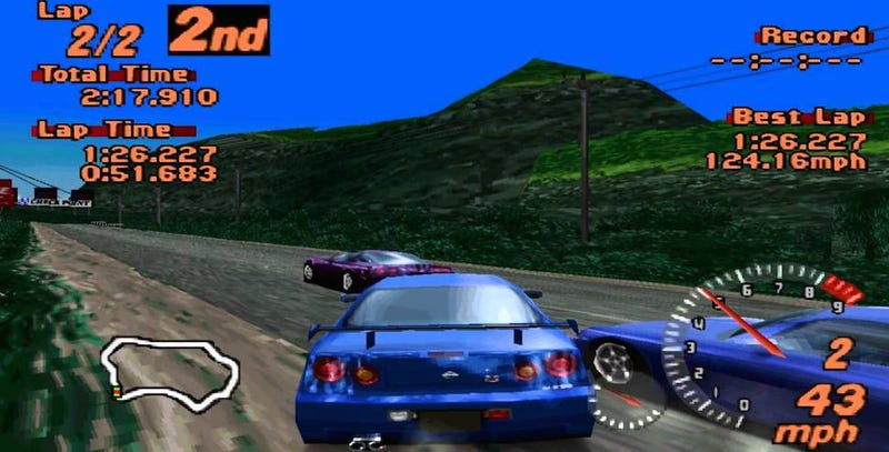 Ten Old Car Video Games That Are Still Great Today
