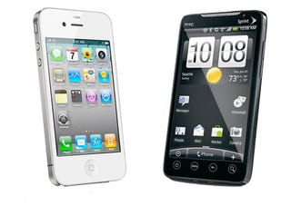 Illustration for article titled Question of the Day: iPhone 4 or HTC Evo?