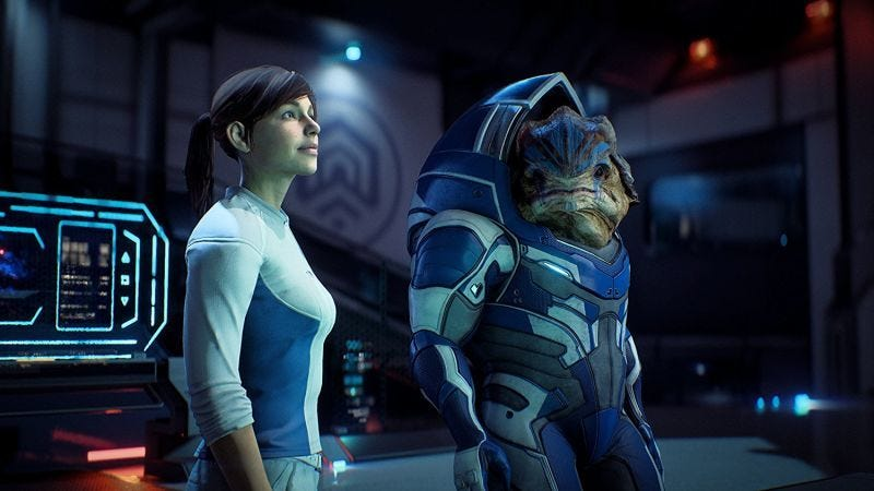 Mass Effect Andromeda, $40- PS4 | Xbox One