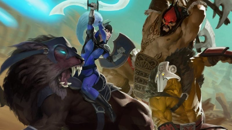 Creator Of DOTA 2's First Paid Custom Game Apologizes For