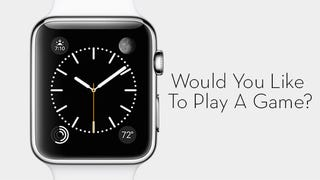 Illustration for article titled How The Apple Watch Could Make Mobile Games Better-ish
