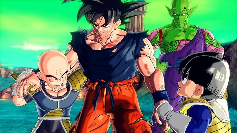 Illustration for article titled The Monday Stream Beats Up Goku In Dragon Ball Xenoverse [It's Over!]