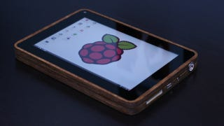 Illustration for article titled You Can Build This Elegant Raspberry Pi Tablet Yourself