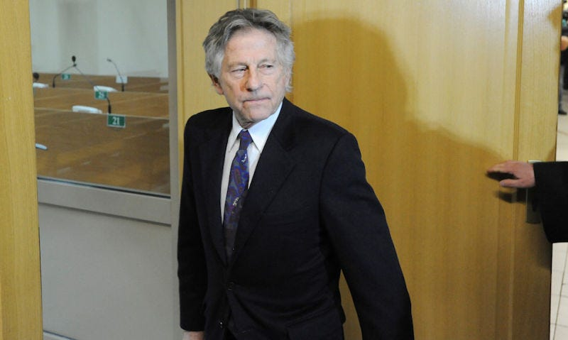 Illustration for article titled Roman Polanski Will Face a New Extradition Attempt