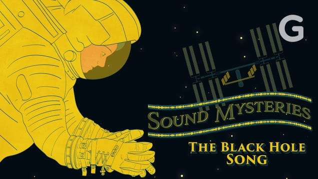 The Only Known Sound in Space Is This  Singing  Black Hole