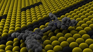 Illustration for article titled The world's smallest car is a single molecule