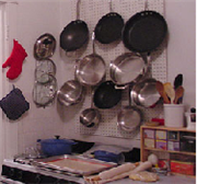 Illustration for article titled How to create more kitchen space