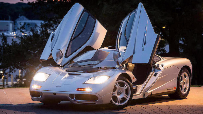 Here S What A Perfect Mclaren F1 Is Worth Today