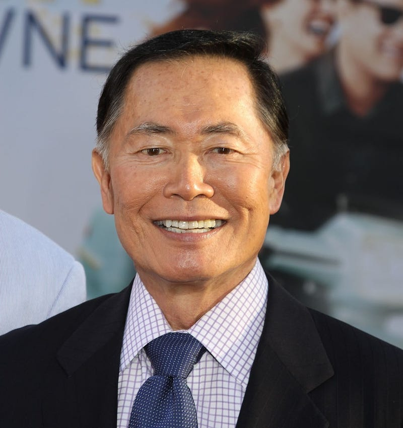Illustration for article titled George Takei on Democracy Now!