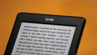 Illustration for article titled Your Amazon Account Can Be Hacked Via a Malicious Kindle Ebook
