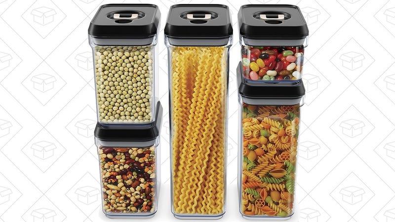 Royal Air Tight Food Storage Set | $24 | Amazon