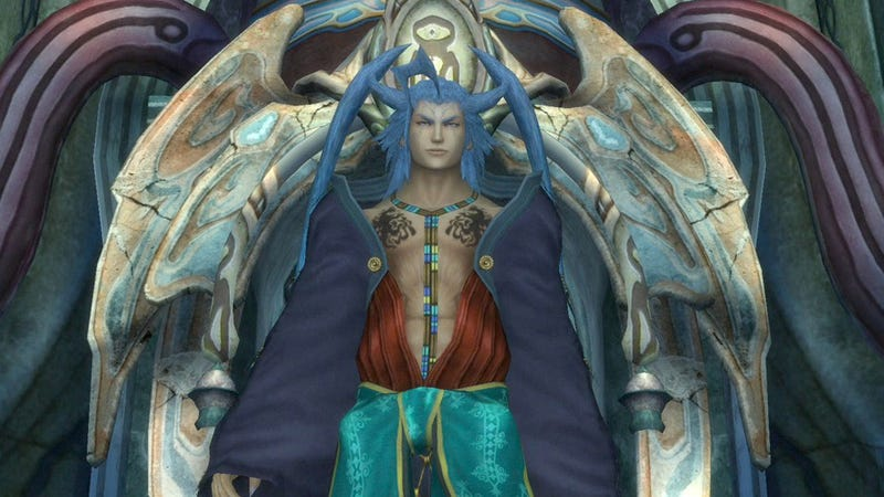 Illustration for article titled Awesome, Those HD Remakes Of Final Fantasy X And X-2 Are Coming To North America