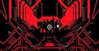Illustration for article titled Los carteles de Age of Ultron para IMAX merecen un hueco en tu pared