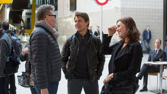 Christopher McQuarrie Is Making Two More Mission Impossible Movies Back to Back