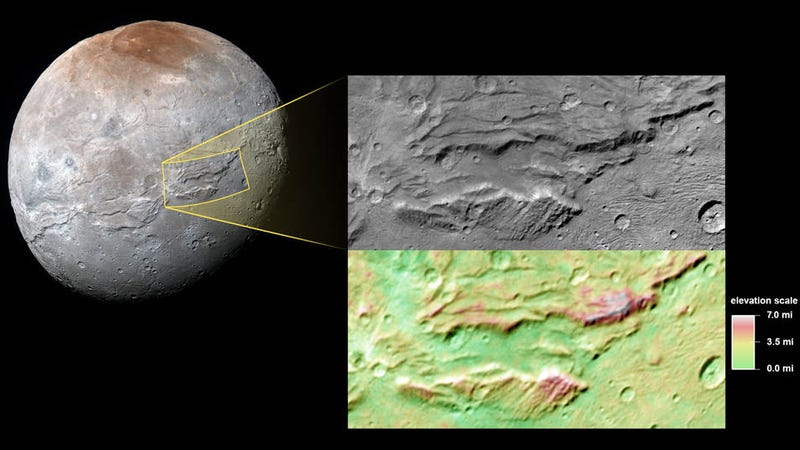 photo image There's Growing Evidence That Pluto's Largest Moon Had a Massive Ocean