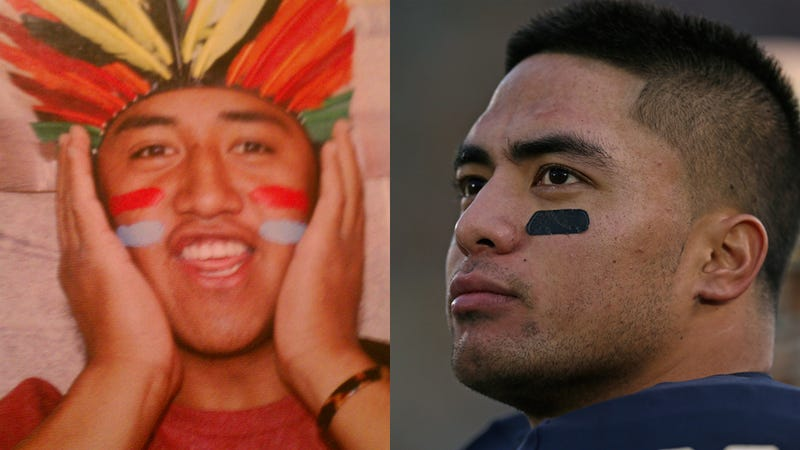 Illustration for article titled Listen To Manti Te'o's Voicemails From Lennay Kekua/Ronaiah Tuiasosopo