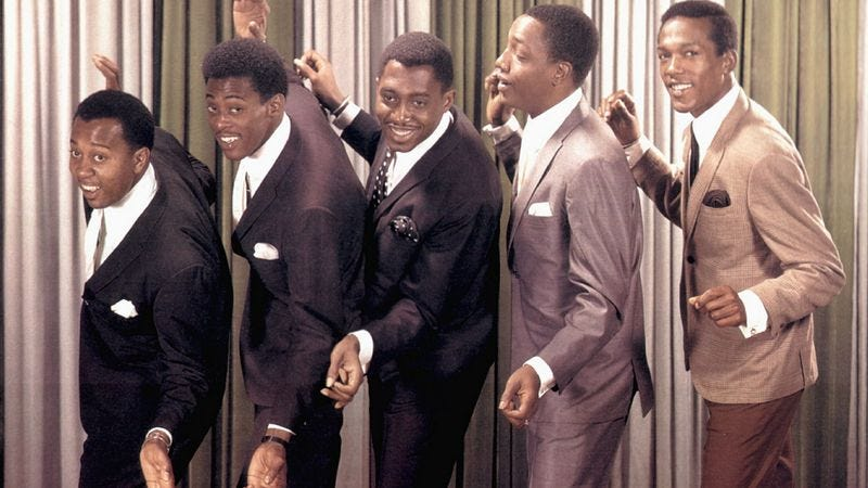 A guide to the music of Motown