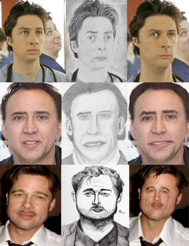 Painting celebrities, is it legal? - WetCanvas