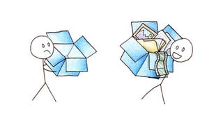 Illustration for article titled Dropbox Suspends Auto-Upload Feature Because iOS 8