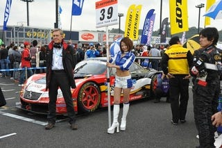 Illustration for article titled NASCAR, corn syrup, and lessons from Super GT