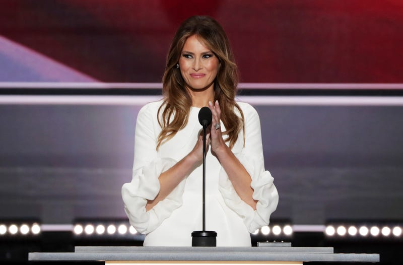 Illustration for article titled Congressional Hopeful Calls Melania Trump a 'Hoebag,' Claims She Works By the Hour