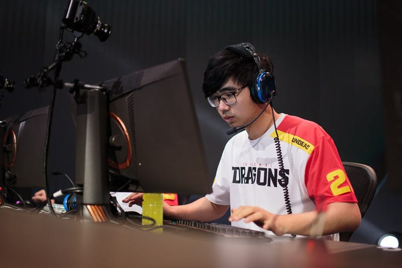Illustration for article titled Overwatch League's Worst Team Drops One Of Its Best Players