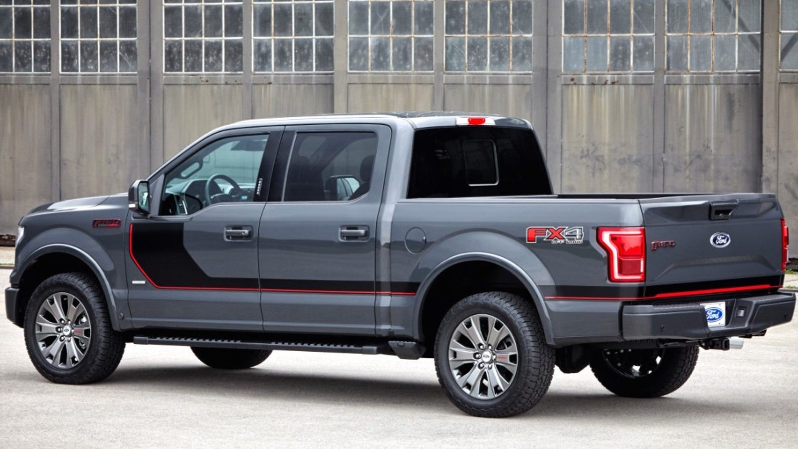 F 150 Tremor >> 2016 Ford F 150 Brings Back The Sexy Tremor Trim With A