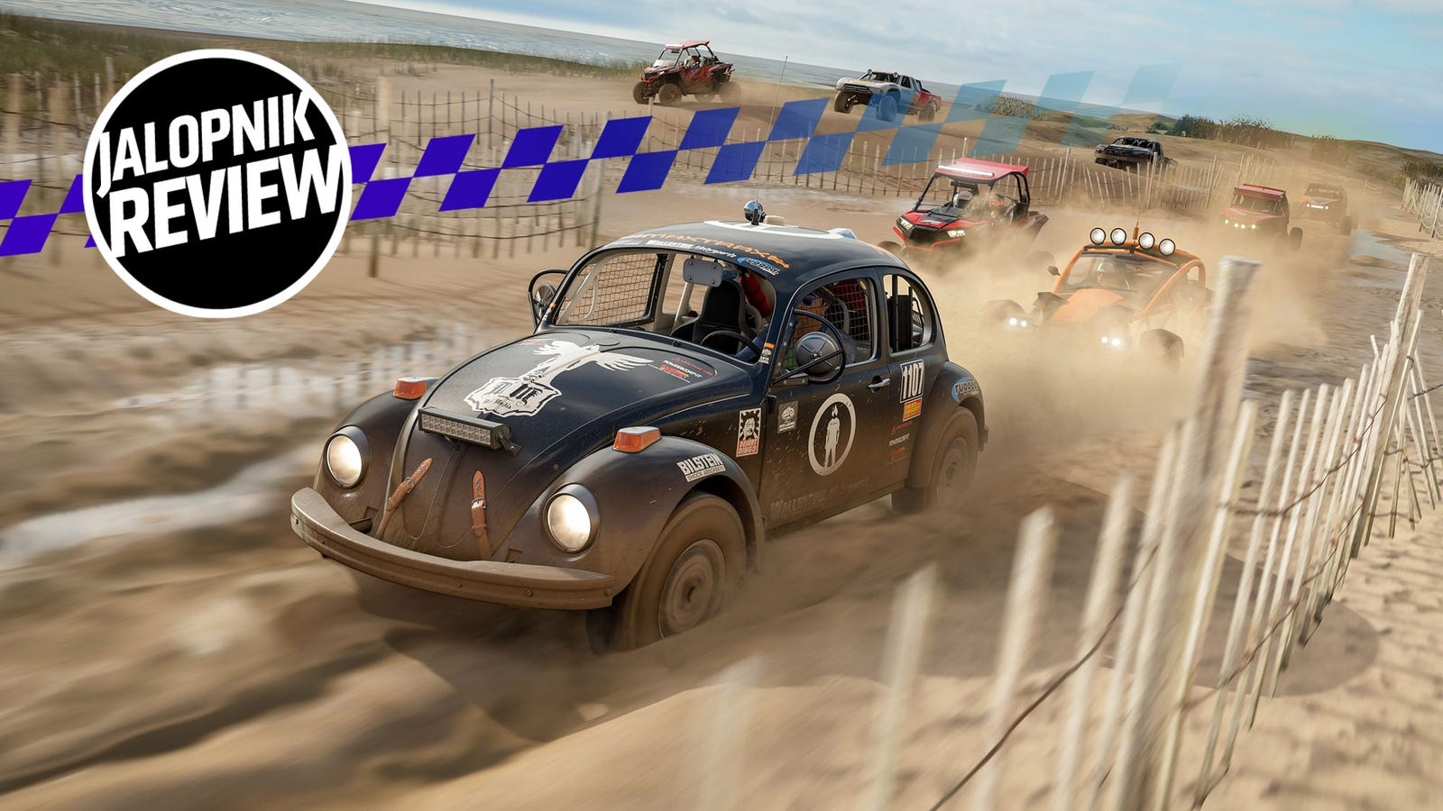 Forza Horizon 4 Turns Your World Into an Off-Road, Airborne
