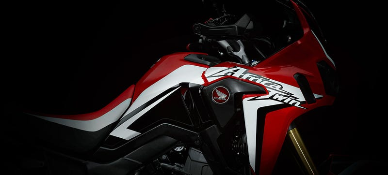 Illustration for article titled Hell Yes The Honda Africa Twin Is Back