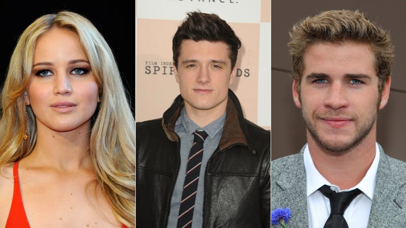 Illustration for article titled Is This The Hunger Games Cast?