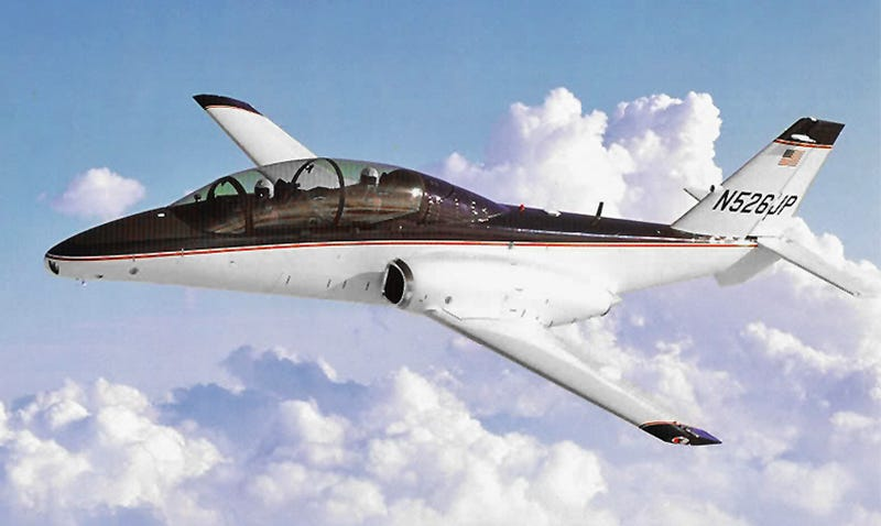 Illustration for article titled Cessna's Defunct Jet Trainer Was A Dream Machine For Rich Wannabe Fighter Pilots