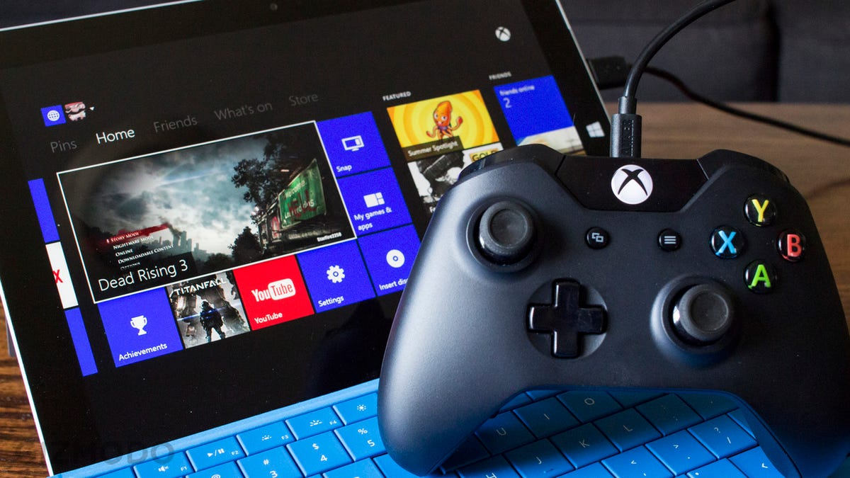 I'm Playing Xbox On Windows 10, And You Can Too