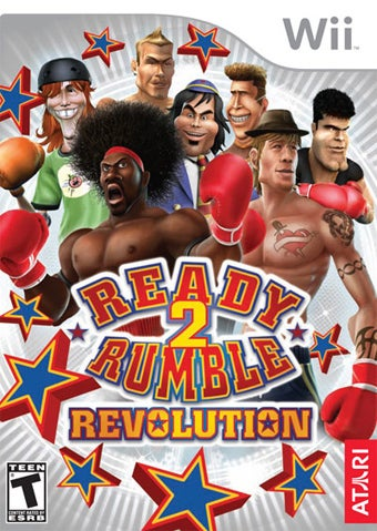 Illustration for article titled Frankenreview: Ready 2 Rumble Revolution