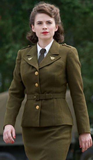 Illustration for article titled We might be getting a TV show about Peggy Carter, and here's why you should care.