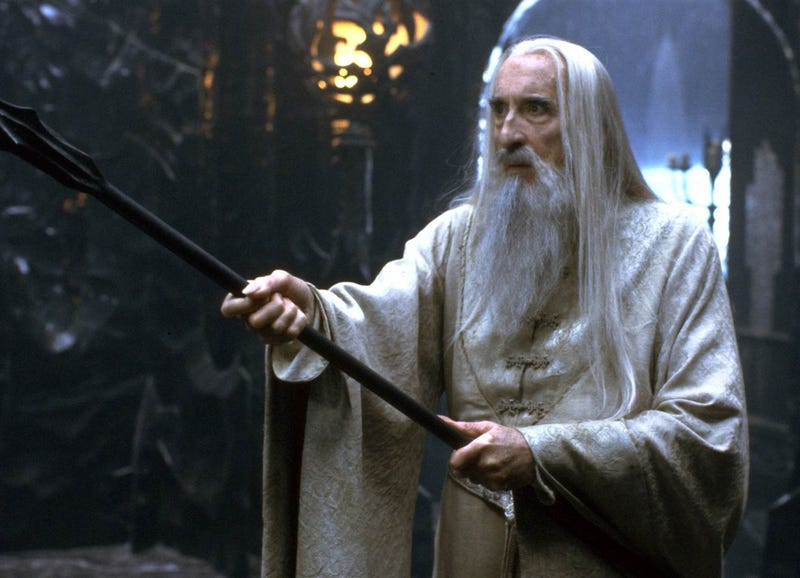Illustration for article titled Christopher Lee Really, Really Wanted to Play Gandalf in Lord of the Rings