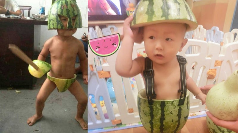 Illustration for article titled Watermelon craze taking over China