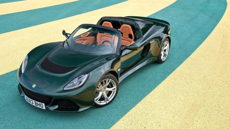 Illustration for article titled Lotus Wants To Bring The Next Lotus Elise And Exige To The United States