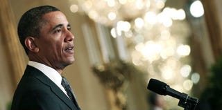 Obama nominating new energy secretary earlier in March (Win McNamee/Getty Images)