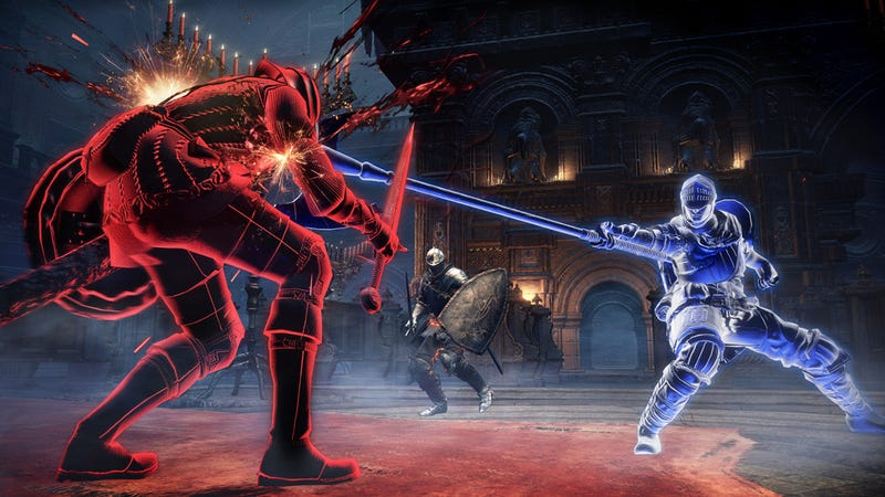 Illustration for article titled Dark Souls 3's Newest DLC Has The Best Boss Fight In the Series
