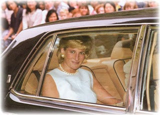 Illustration for article titled Princess Diana Car Headed for US Museum
